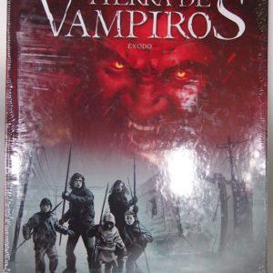 TIERRA DE VAMPIROS 01,ÉXODO, COMIC EUROPEO