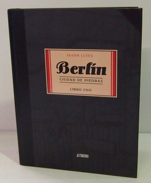 BERLIN CIUDAD DE PIEDRAS LIBRO 1, COMIC EUROPEO