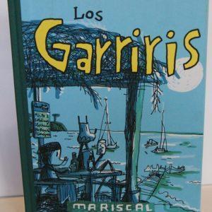 LOS GARRIRIS, COMIC EUROPEO