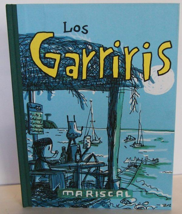 LOS GARRIRIS, COMIC EUROPEO