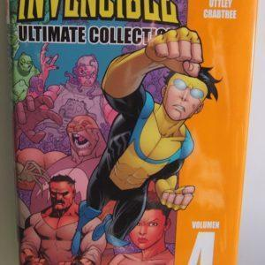 INVENCIBLE ULTIMATE COLLECTION (T. 4), COMIC