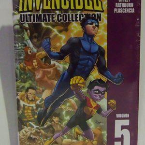 INVENCIBLE ULTIMATE COLLECTION tomo 5, COMIC