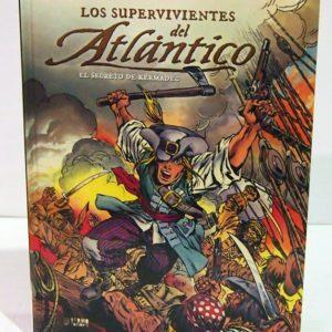 LOS SUPERVIVIENTES DEL ATLANTICO, VOL. 1. COMIC EUROPEO