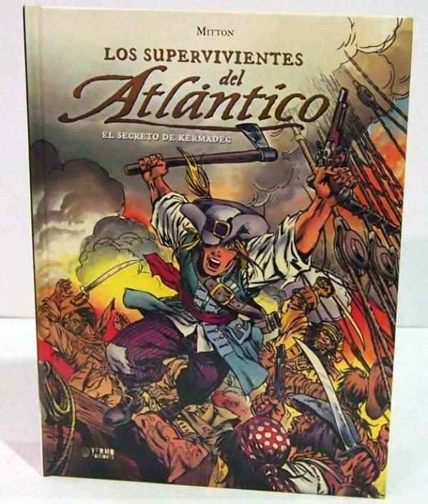 LOS SUPERVIVIENTES DEL ATLANTICO, VOL. 1. COMIC EUROPEO
