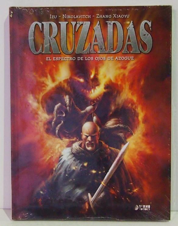 CRUZADAS, INTEGRAL 01: COMIC EUROPEO