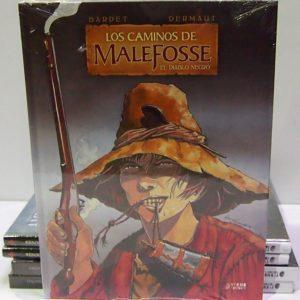 LOS CAMINOS DE MALEFOSSE 01. EL DIABLO NEGRO: COMIC EUROPEO