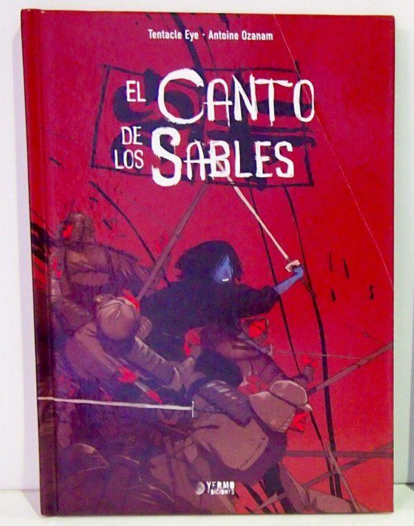 EL CANTO DE LOS SABLES, COMIC EUROPEO, COMIC ESPAÑOL