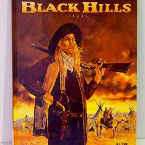 BLACK HILLS 1890 (INTEGRAL), COMIC EUROPEO