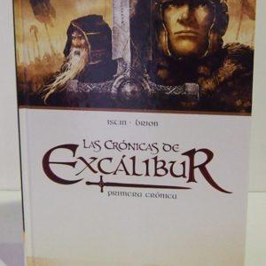 LAS CRÓNICAS DE EXCALIBUR, VOL 1. COMIC EUROPEO