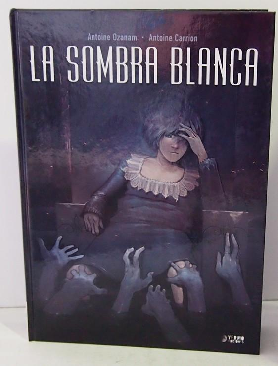 LA SOMBRA BLANCA (INTEGRAL), COMIC EUROPEO, COMIC ESPAÑOL