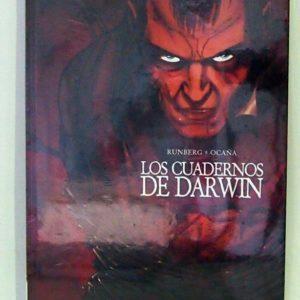 LOS CUADERNOS DE DARWIN, OBRA COMPLETA. COMIC EUROPEO
