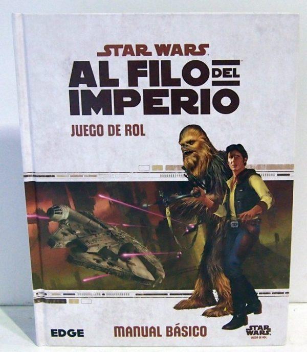 STAR WARS, AL FILO DEL IMPERIO, JUEGO DE ROL.