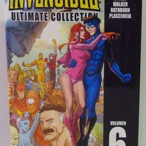 INVENCIBLE ULTIMATE COLLECTION tomo 6, COMIC