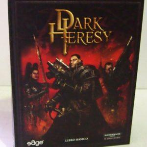 W40K DARK HERESY: MANUAL BÁSICO DE ROL