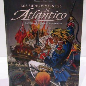LOS SUPERVIVIENTES DEL ATLANTICO, VOL. 2. COMIC EUROPEO