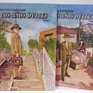 PACK LOS AÑOS DULCES, TOMOS 1 Y 2, SEINEN MANGA