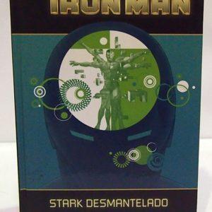EL INVENCIBLE IRON MAN 3, STARK DESMANTELADO , COMIC MARVEL DELUXE, AMERICANO