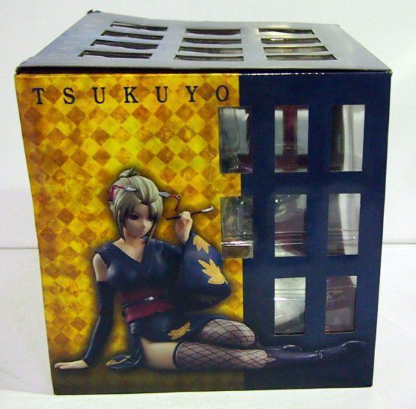 TSUKUYO GINTAMA G.E.M SERIES , FIGURA ESTATUA15 CM