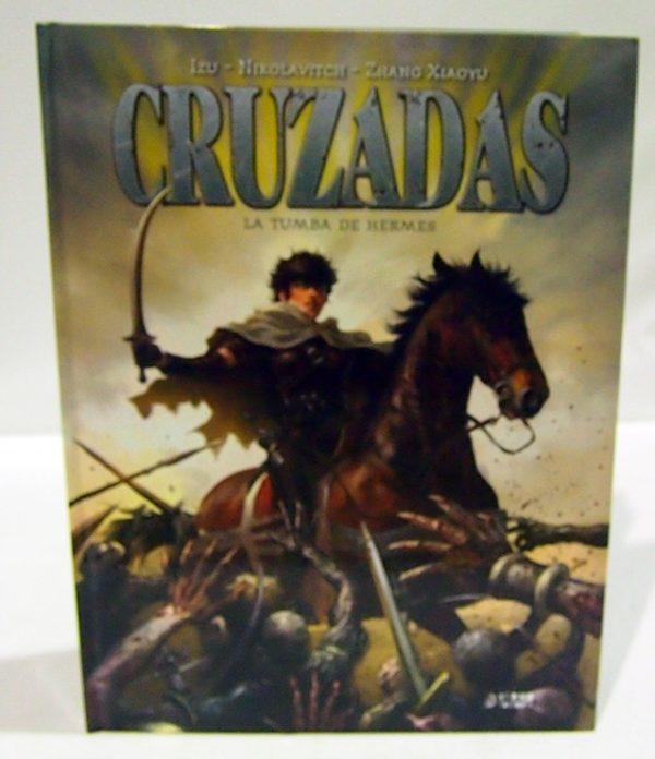 CRUZADAS, INTEGRAL 02: LA TUMBA DE HERMESCOMIC EUROPEO