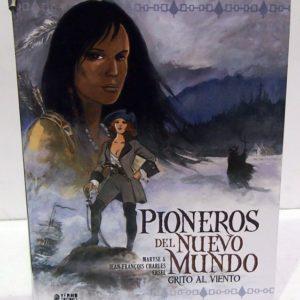 PIONEROS DEL NUEVO MUNDO 2: GRITO AL VIENTO (INTEGRAL), COMIC EUROPEO, COMIC ESPAÑOL