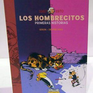 LOS HOMBRECITOS VOL. 1, COMIC EUROPEO