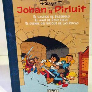 JOHAN Y PIRLUIT VOL 01, COMIC EUROPEO