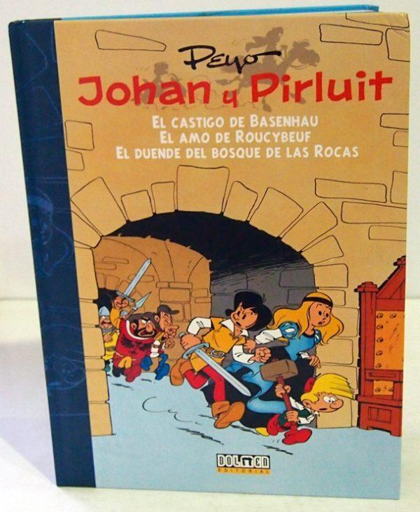 JOHAN Y PIRLUIT VOL 01, COMIC EUROPEO