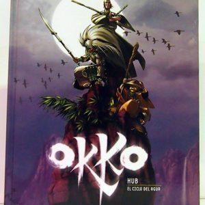 OKKO, EL CICLO DEL AGUA, TOMO 1, COMIC EUROPEO