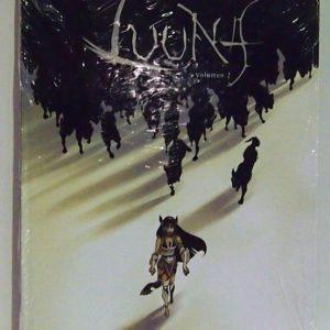 LUUNA 02 (INTEGRAL), COMIC EUROPEO