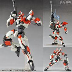 LAEVATAIN, FULLMETAL PANIC METAL BUILD, FIGURA