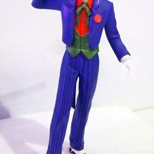 JOKER ESTATUA DC COMICS ICONS ART, FIGURA ESTATUA RESINA