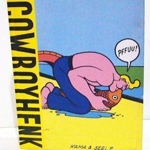COWBOY HENK, COMIC EUROPEO