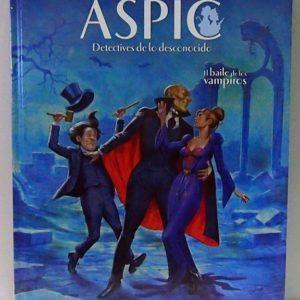 ASPIC: DETECTIVES DE LO DESCONOCIDO VOL 2, COMIC EUROPEO