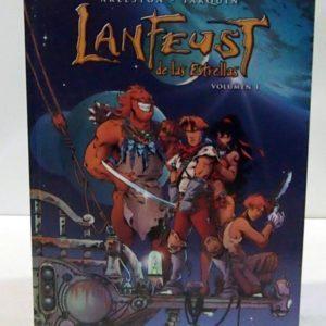 LANFEUST DE LAS ESTRELLAS 01, COMIC EUROPEO
