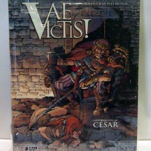 VAE VICTIS 03: LAS CONQUISTAS DE CESAR COMIC EUROPEO