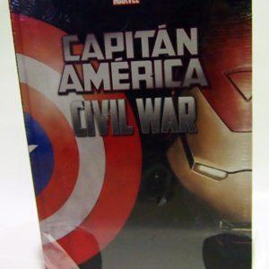 CAPITÁN AMÉRICA: CIVIL WAR, COMIC MARVEL