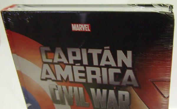 CAPITÁN AMÉRICA: CIVIL WAR, COMIC MARVEL