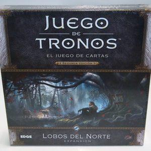LOBOS DEL NORTE, JUEGO DE TRONOS, LCG