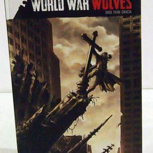 WORLD WAR WOLVES: DIOS TIENE GRACIA, COMIC EUROPEO