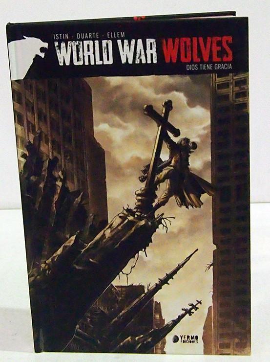 WORLD WAR WOLVES: DIOS TIENE GRACIA, COMIC EUROPEO
