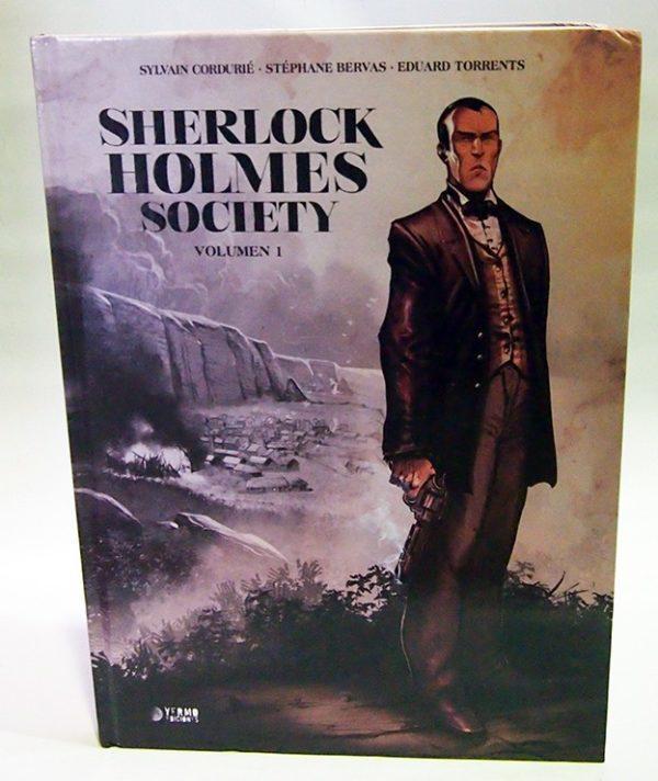 SHERLOCK HOLMES SOCIETY, COMIC EUROPEO