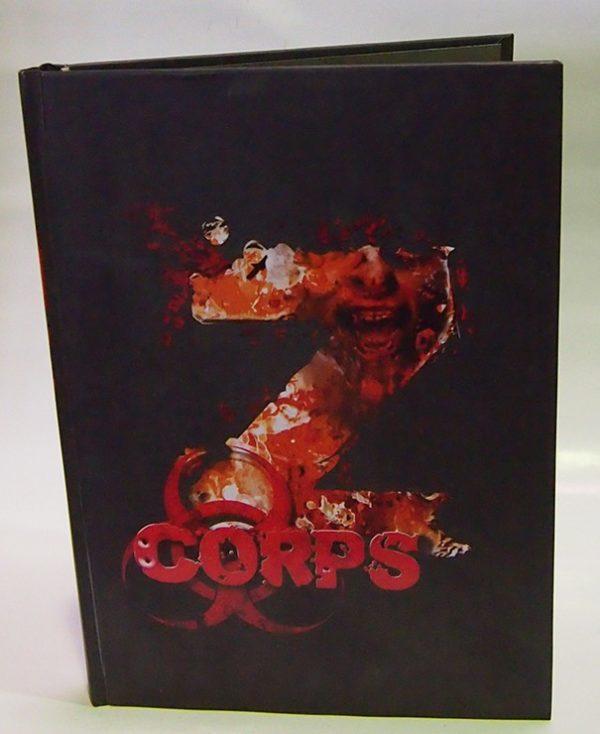 Z-CORPS, JUEGO DE ROL