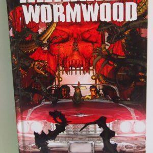 CHRONICLES OF WORMWOOD, COMIC AMERICANO