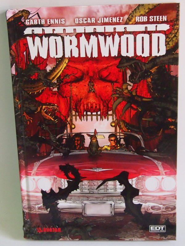 CHRONICLES OF WORMWOOD, COMIC AMERICANO