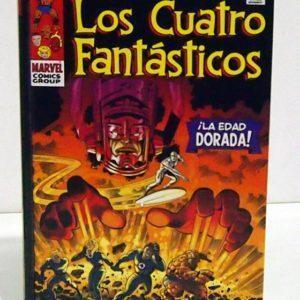 LOS 4 FANTÁSTICOS: LA EDAD DORADA (MARVEL GOLD), COMIC AMERICANOCOMIC AMERICANO