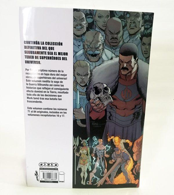 INVENCIBLE ULTIMATE COLLECTION (T. 7), COMIC