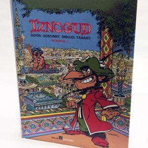 IZNOGUD INTEGRAL 01, COMIC EUROPEO