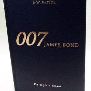 007: DE ESPÍA A ICONO,, LIBRO ILUSTRADO ENSAYO