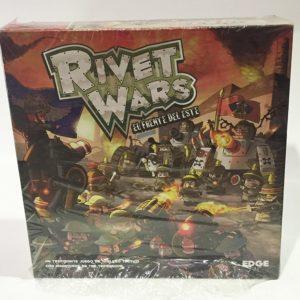 RIVET WARS. EL FRENTE DEL ESTE , JUEGO DE TABLERO