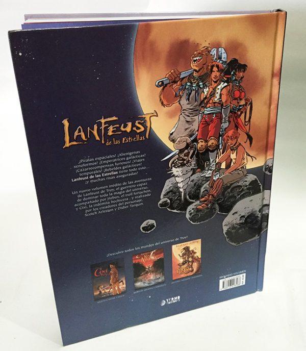 LANFEUST DE LAS ESTRELLAS VOL 2, COMIC EUROPEO